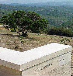 Gallipoli - Chunuk Bair - New Zealand Memorial