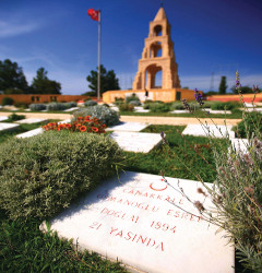 Gallipoli - 57th Regiment - Turkish Memorial